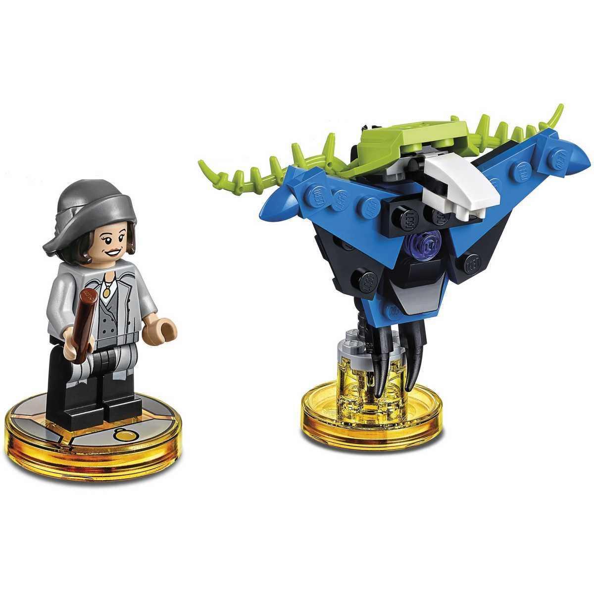 Game PS3 Warner Bros Interactive 71257 FUN PACK FANTASTIC BEASTS DIZWBIKLL0001 LEGO konstruktors
