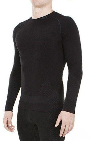 GATTA Koszulka meska Thermo Miyabi Max / 4S / Black Grey r. L (0042324S42959 ) 0042324S42959