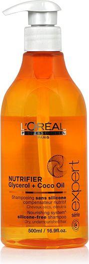 Loreal Expert Nutrifier Shampoo 500ml Matu šampūns