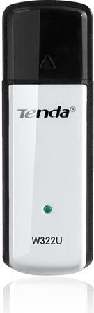 Tenda Wi-Fi card W322U  USB N300