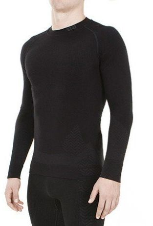 GATTA Koszulka meska Thermo Miyabi Max / 4S / Black Grey r. XL (0042324S46959 ) 0042324S46959
