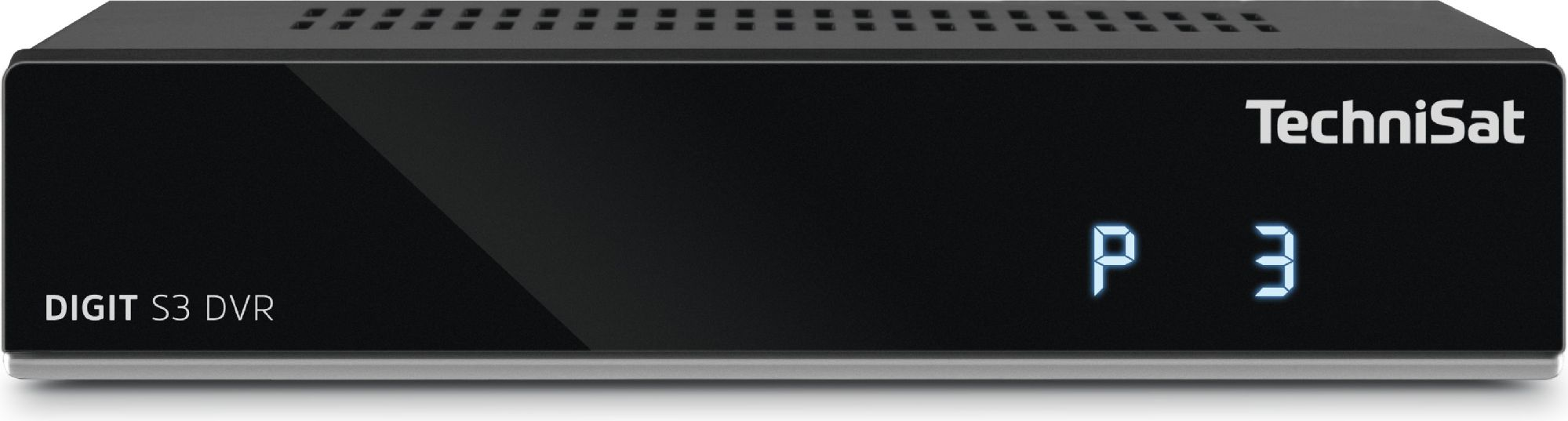 Technisat DIGIT S2 DVR black resīveris