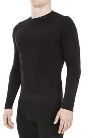 GATTA Koszulka meska Thermo Miyabi Max / 4S / Black Grey r. XXL  (0042324S50959) 0042324S50959