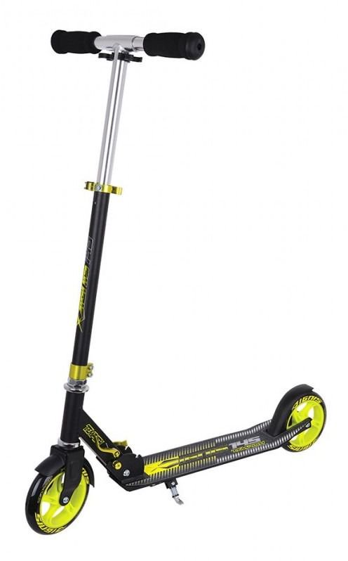 TEMPISH Scooter Ignis 145 Yellow Skrejriteņi