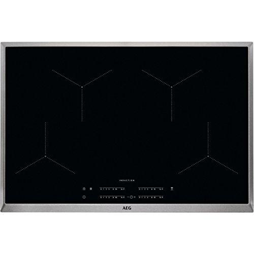AEG IKB84431XB, stand-alone cooking field(black) IKB84431XB Cepeškrāsns