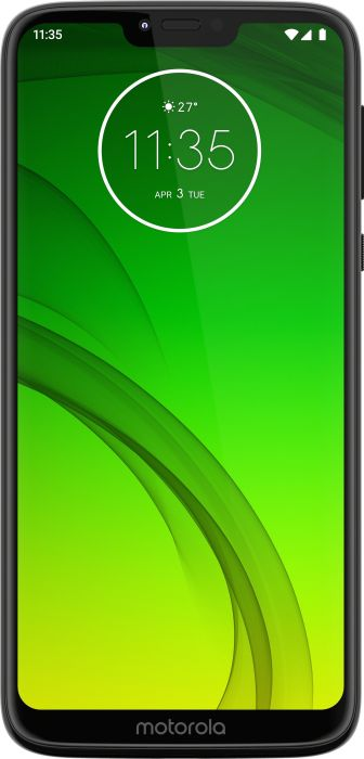 Motorola Moto G7 Power 64GB black Mobilais Telefons