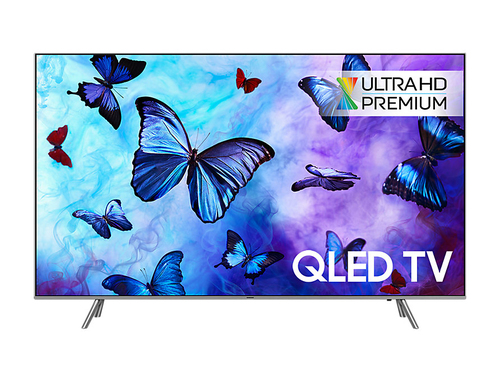 SAMSUNG QLED TV 49inch QE49Q6FNATXXH LED Televizors