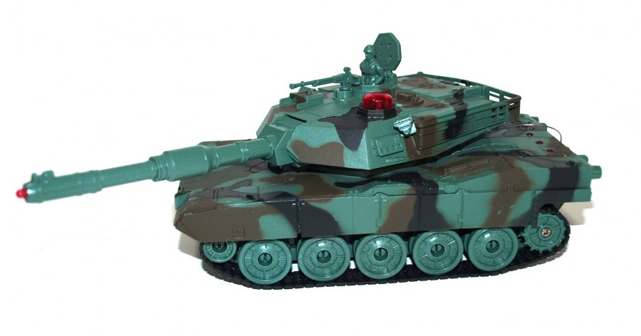 American tank M1A2 1:32 40MHz ZG/33802