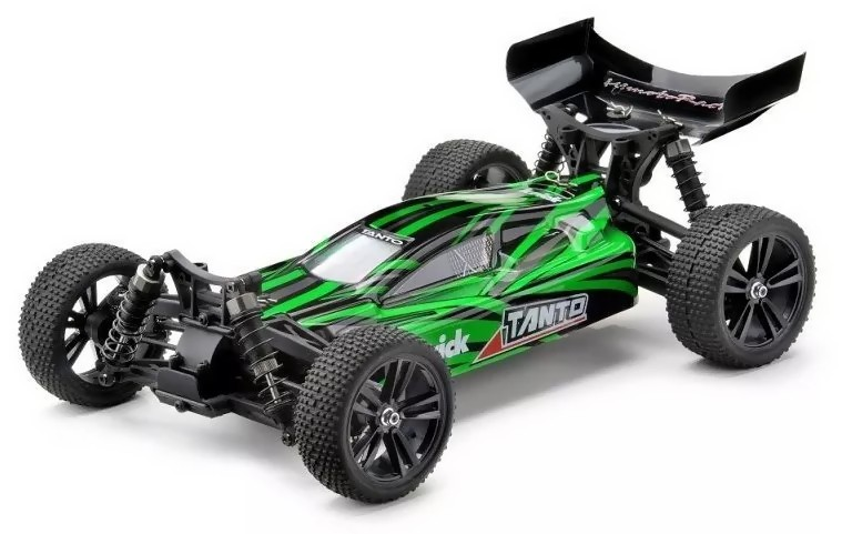 Himoto Tanto Buggy 1:10 4WD 2.4GHz Green RTR - 31311