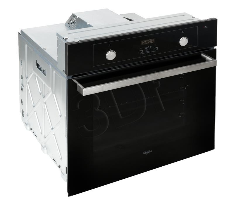 Whirlpool AKP 786 NB Multifunctional Oven, 65L, Black Whirlpool Cepeškrāsns