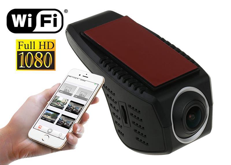 U-DRIVE WIFI videoreģistrātors