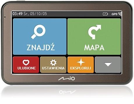 MIO Car Navigation SPIRIT 7500 FULL EUROPE LIFETIME Navigācijas iekārta