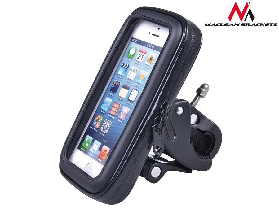 Maclean MC-688S Bag Smartphone GPS for Motorcycles Bike Waterproof size S MC-688S Selfie Stick