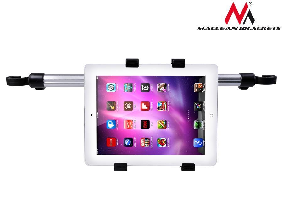 Car holder for Tablet    MC-657 Maclean Planšetes aksesuāri