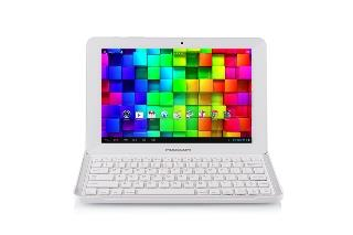 Tablet Modecom FreeTAB 1002 IPS X4 + KEYBOARD, 16GB 2MP/5MP Planšetdators