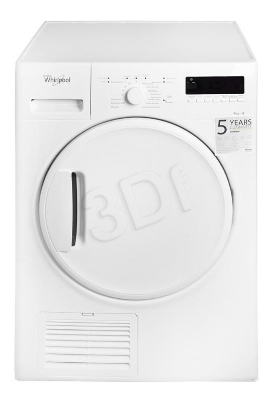 Dryer WHIRLPOOL DDLX 80111 Veļas žāvētājs