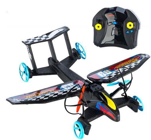 HW Sterowany pojazd lataja…cy bērnu rotaļlieta