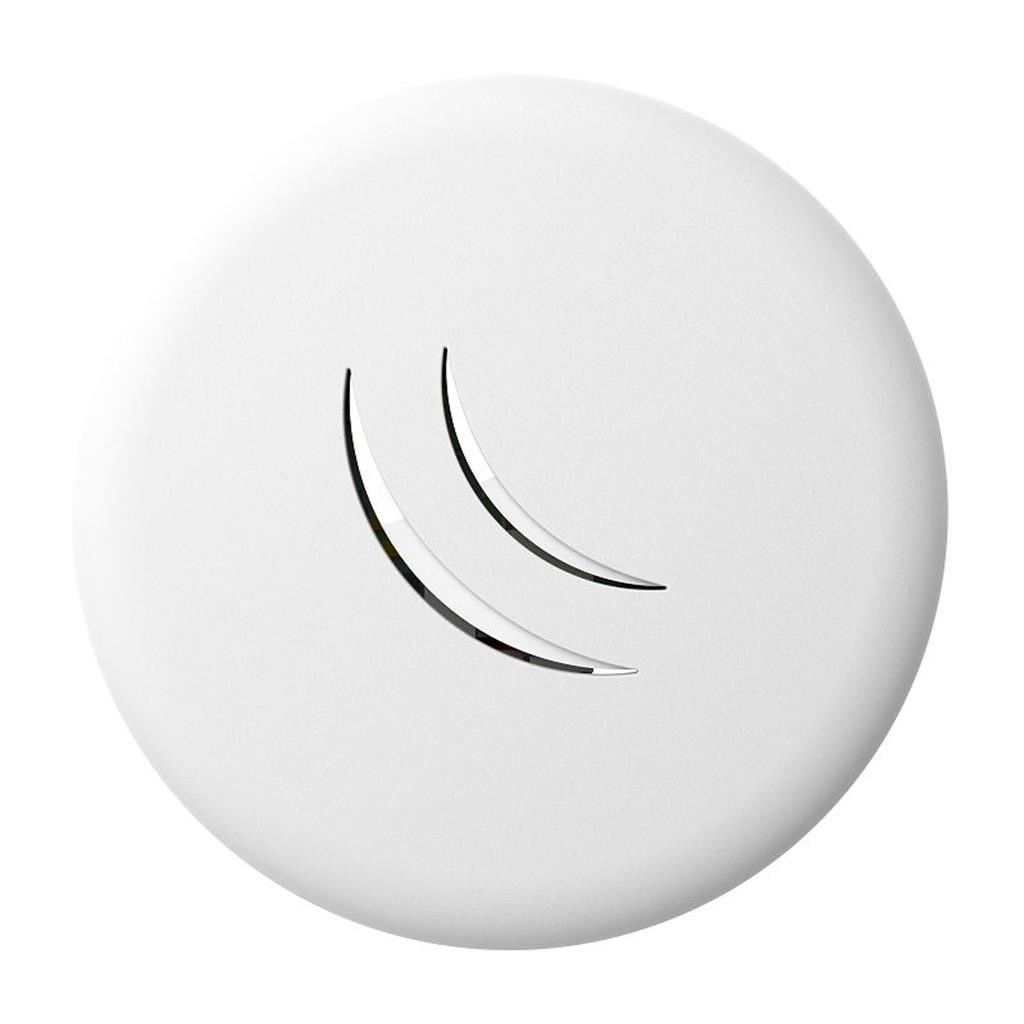 MikroTik cAP lite Access Point 802.11b/g/n, L4 64MB RAM, 1xLAN PoE 802.3af/at WiFi Rūteris