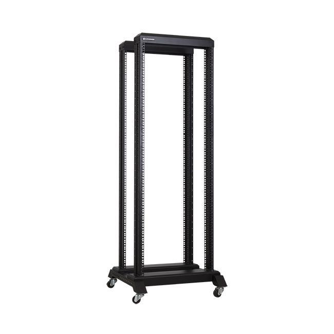 Linkbasic open rack stand 19'' 32U Serveru aksesuāri