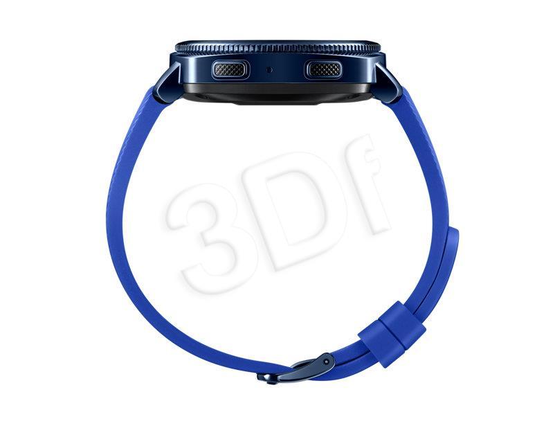 Samsung SM-R600 Gear S3 Sport blue Viedais pulkstenis, smartwatch