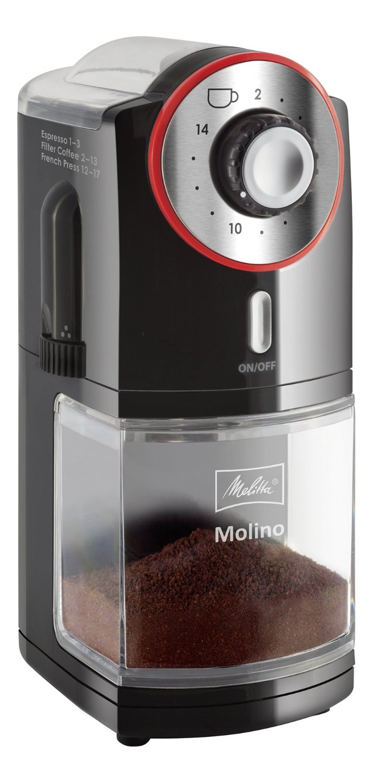 Melitta Molino 1019-01 Kafijas dzirnaviņas