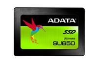 ADATA SU650 480GB 2.5i 3DSSD 520/450MB/s SSD disks