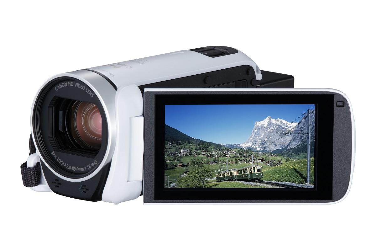 Canon Video HF R806 WHT 1960C013AA Video Kameras