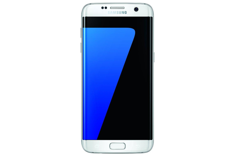 Samsung Galaxy S7 EDGE 32GB SM-G935F WHITE Mobilais Telefons