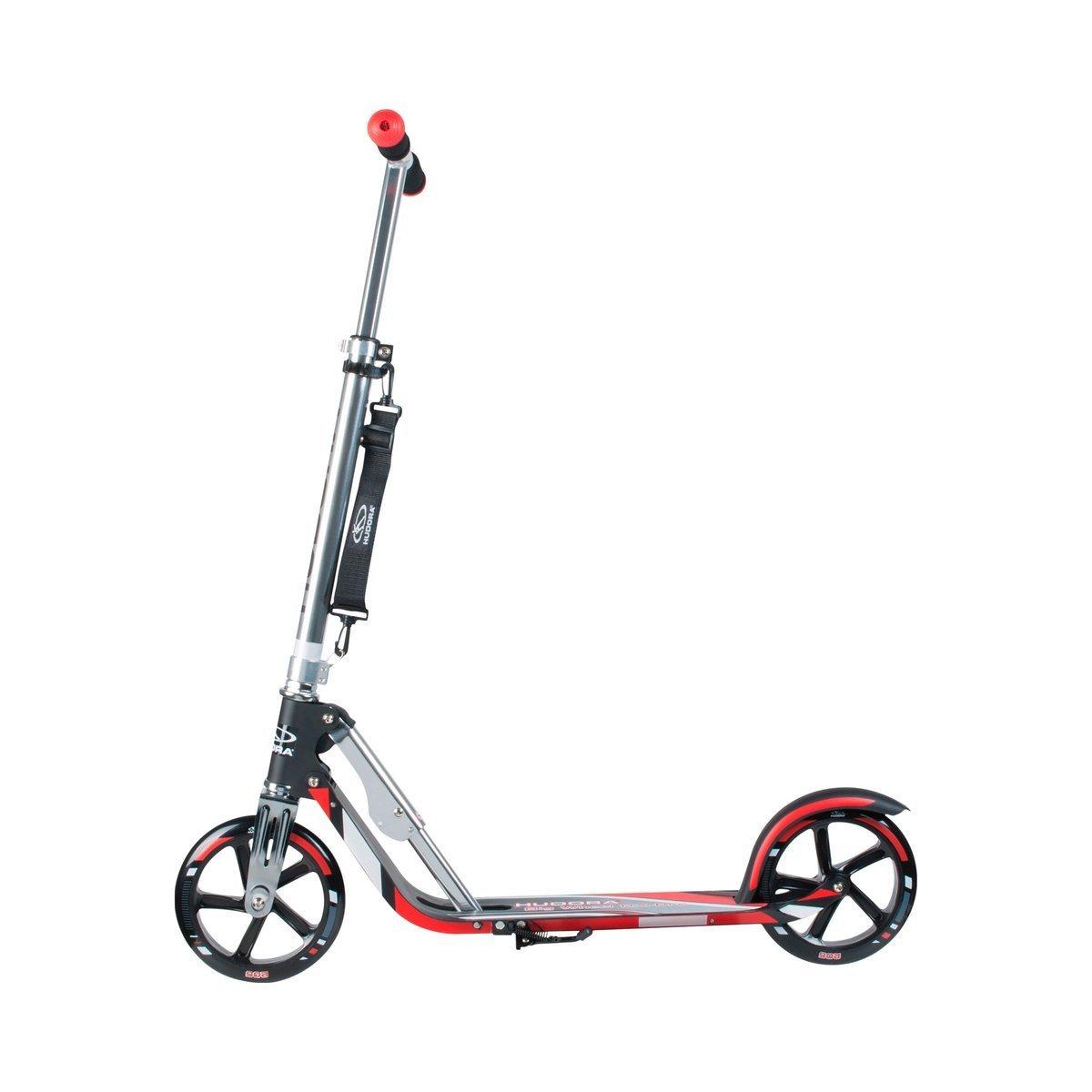 Hudora Big Wheel RX-Pro 205 red/black - 14758 Skrejriteņi