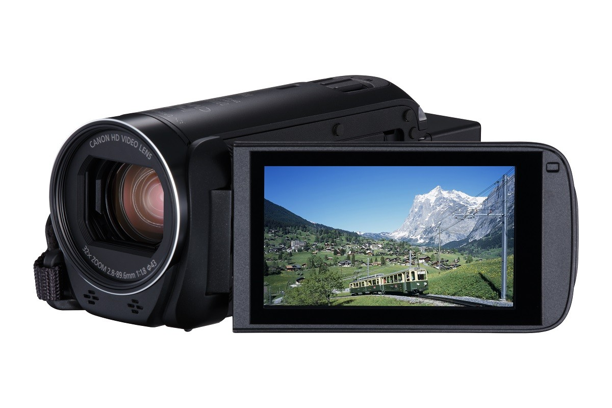 Canon Video HF R87 BK   1959C013AA Video Kameras