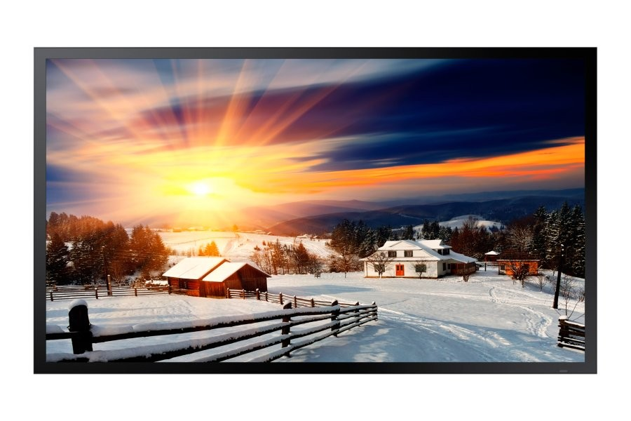 Dis Public 55 Samsung OH55F Outdoor LED Televizors