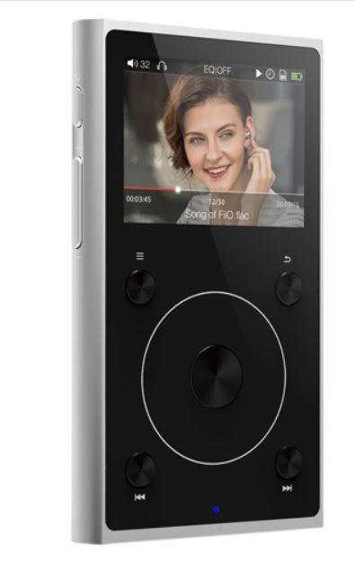 FiiO X1 MKII Silver     24bit Audio Player MP3 atskaņotājs