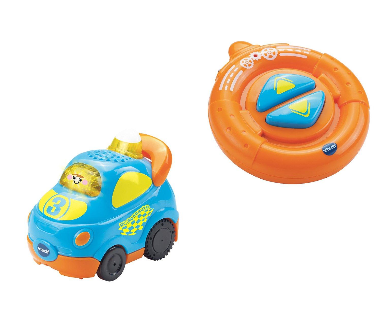 Vtech Tut Tut dla niemowlat - Auto wyscigowe - 80-180304 Radiovadāmā rotaļlieta
