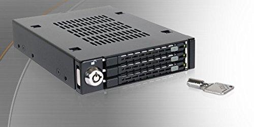 Cremax Icy Dock ToughArmor MB993SK-B piederumi cietajiem diskiem HDD