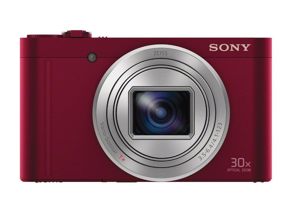 Sony Cyber-shot DSC-WX500 rot Digitālā kamera
