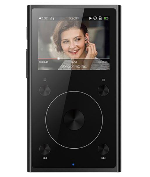 FiiO X1 MKII rose gold  24bit Audio Player MP3 atskaņotājs