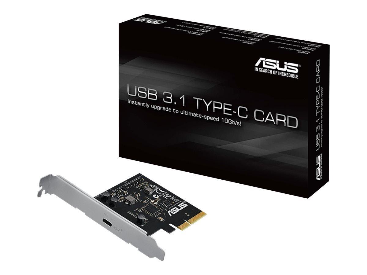 Asus USB 3.1 TYPE C CARD karte