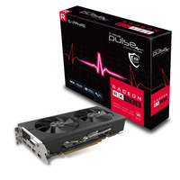 Sapphire Radeon RX 580 4G PULSE video karte