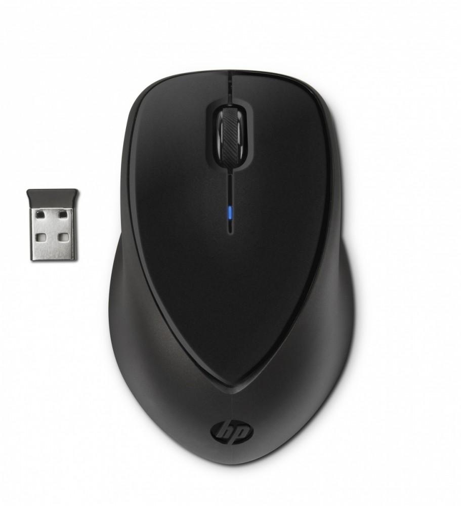 HP Comfort Grip Wireless Mouse Datora pele