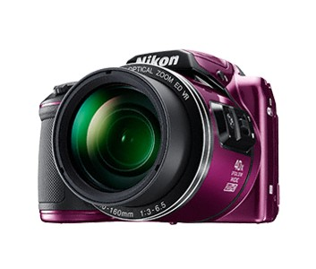 Nikon B500 purple Digitālā kamera