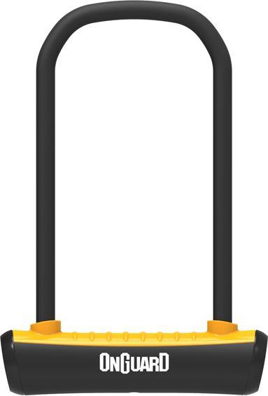 ONGUARD Zapiecie rowerowe U-Lock Neon pomaranczowe 115x230 mm (8153OR) ONG-8153OR