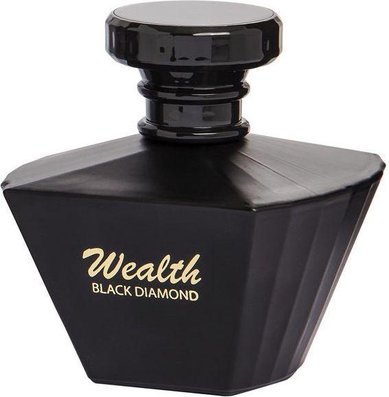 Omerta Wealth Black Diamond EDP 100ml 8715658380085 Smaržas sievietēm