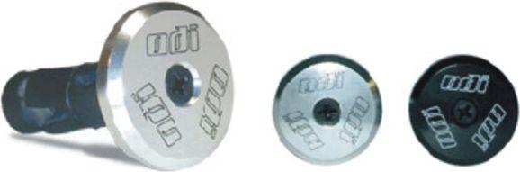 ODI Koncowki Kierownicy THUG PLUG Aluminiowe Srebrne (ODI-P70APS)