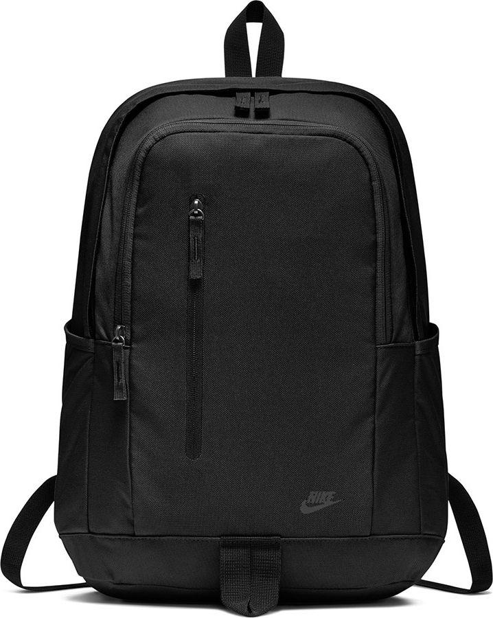 Nike All Access Soleday black backpack (BA5532 010) Tūrisma Mugursomas