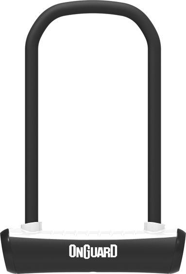 ONGUARD Zapiecie rowerowe U-Lock Neon Mini biale 90x140 mm (8155WH) ONG-8155WH