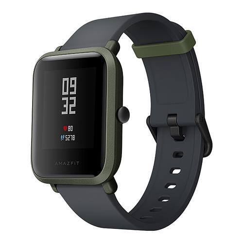 Xiaomi AMAZFIT Bip green Viedais pulkstenis, smartwatch