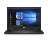 Latitude 5580 Win10Pro  i7-7600U/256/16/930MX/F Portatīvais dators