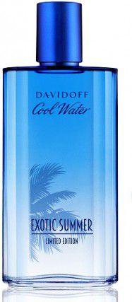 Davidoff Cool Water Exotic Summer  EDT 125ml Vīriešu Smaržas