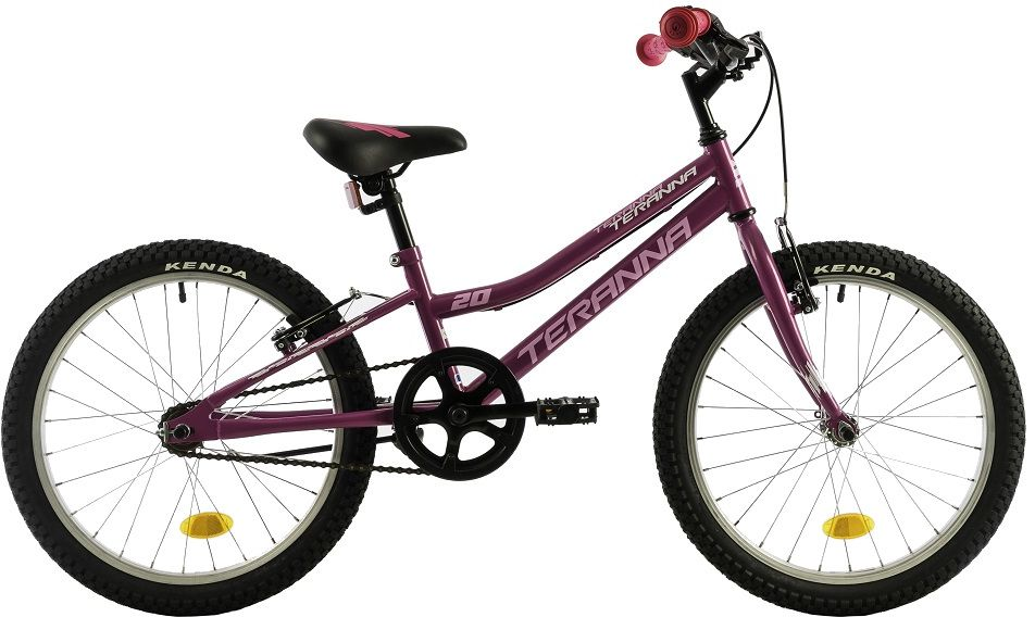 DHS Rower dzieciecy Daisy 1604 16
