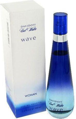 Davidoff Cool Water Wave  EDT  100ml 3414200800143 Smaržas sievietēm